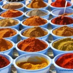 herboristerie mediterranéenne , artisanat et plus encore