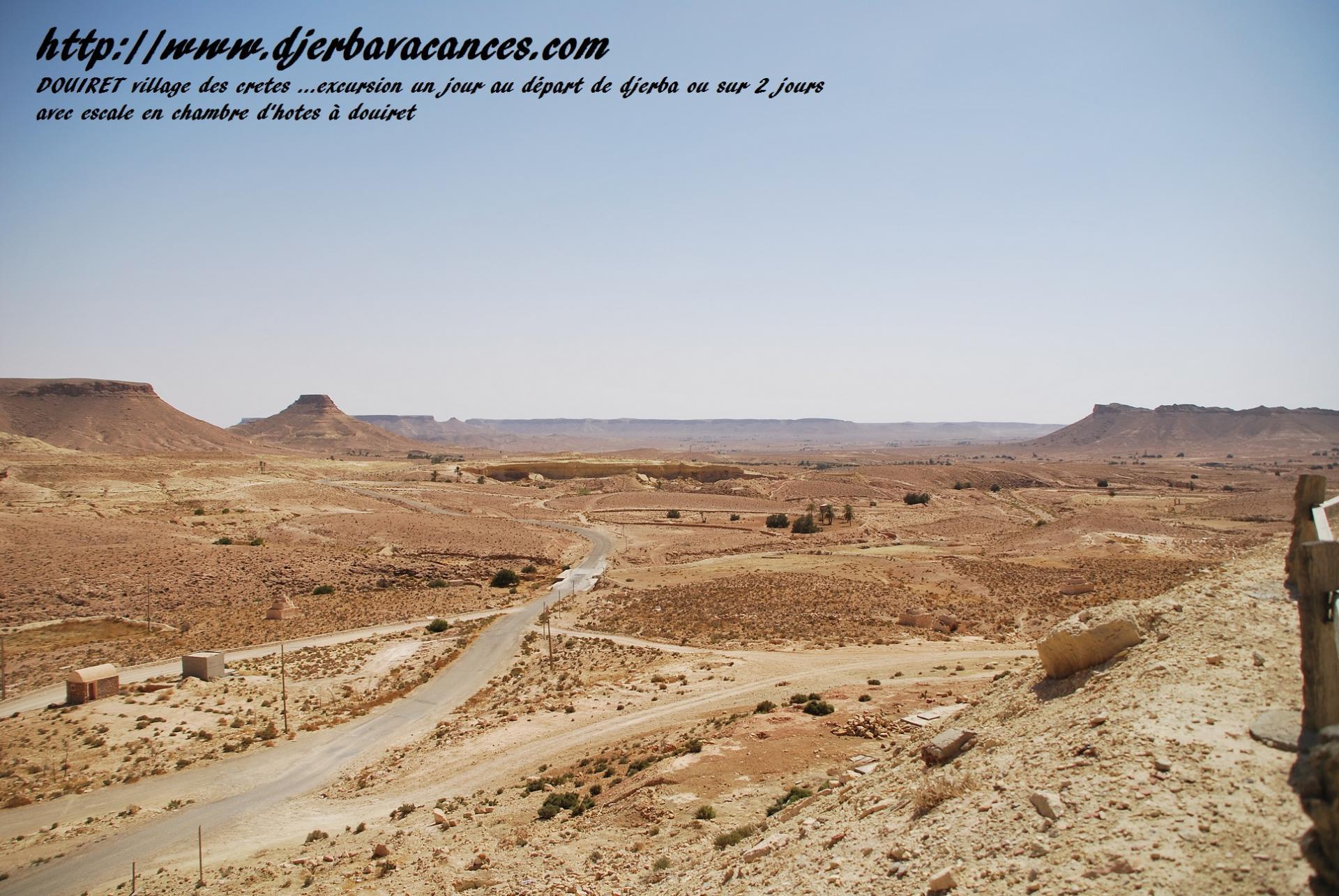 le sud tunisien