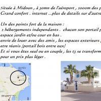 la VILLAKHAWA LOCATION DJERBA localisation et infos