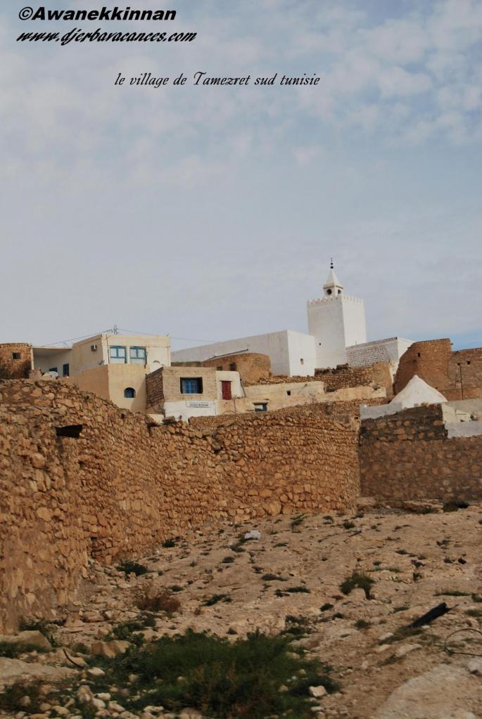 Tamezret  sud tunisie
